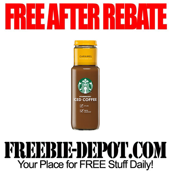 Free After Rebate Iced Coffee