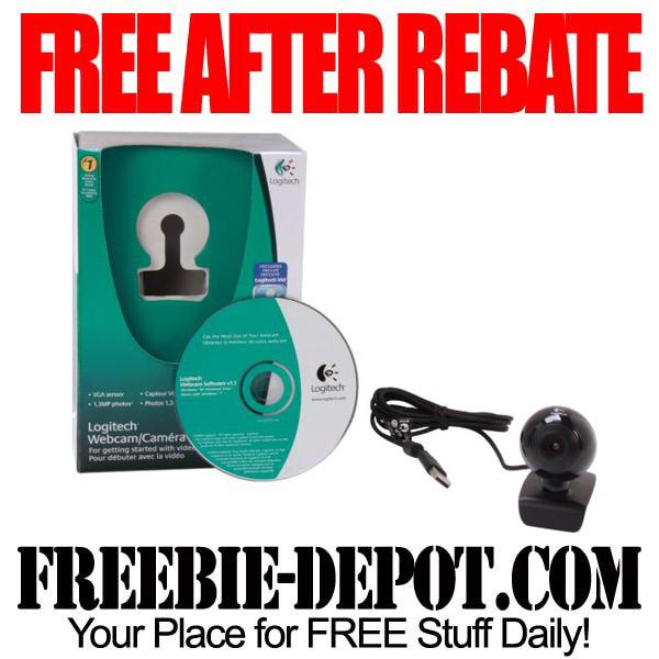 Free After Rebate Webcam