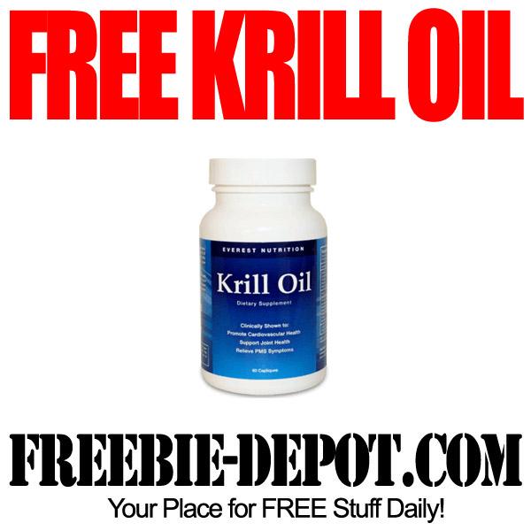 Free Krill Oil