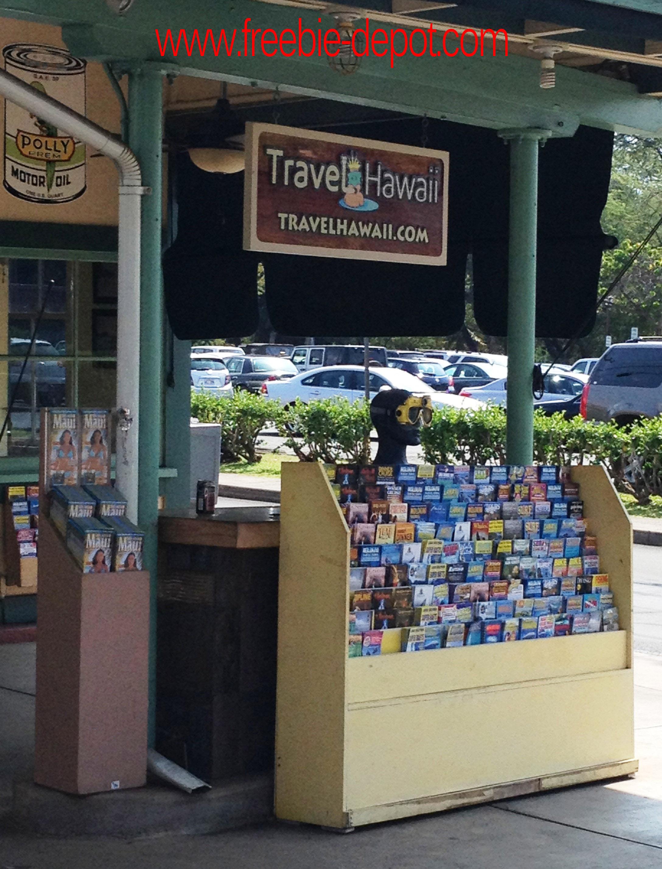 Free Maui Tourist Info