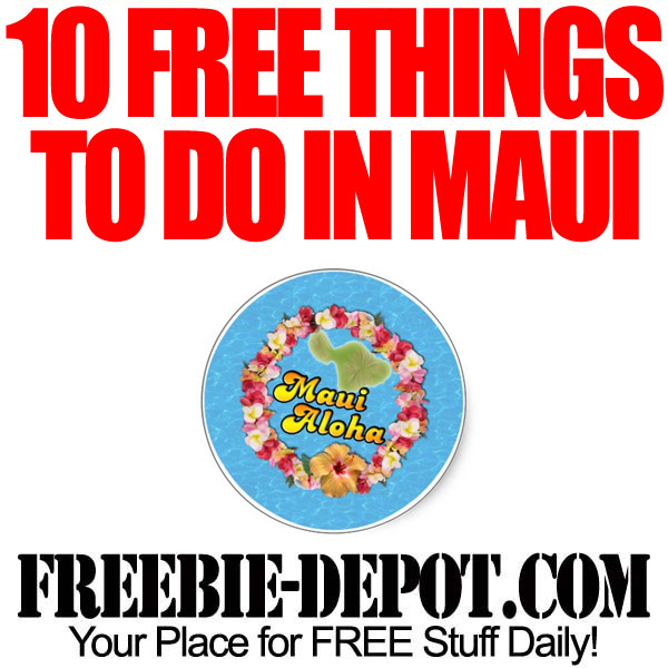 Free Hawaii Stuff