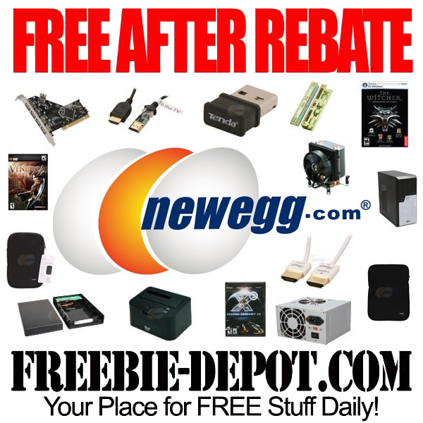 Free-After-Rebate-Newegg