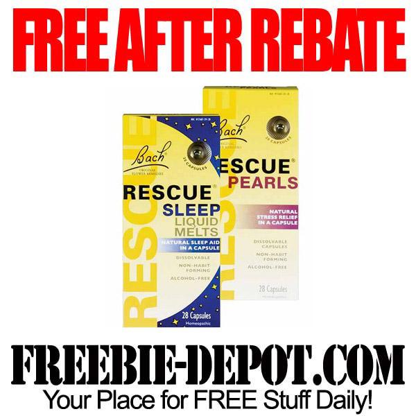 Free After Rebate Rescue Sleep