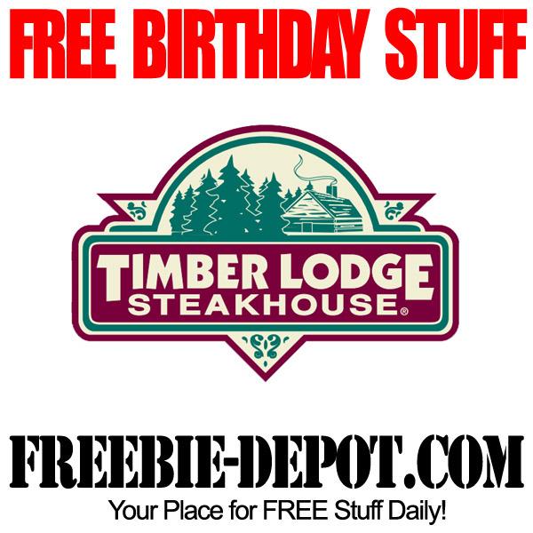 Free Birthday Food