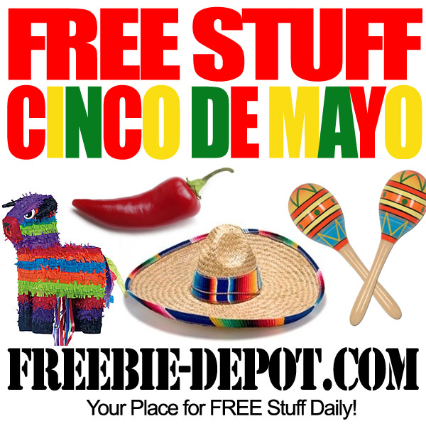 Free Cinco de Mayo Stuff