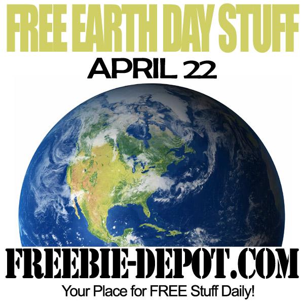 Free Earth Day Stuff 2013