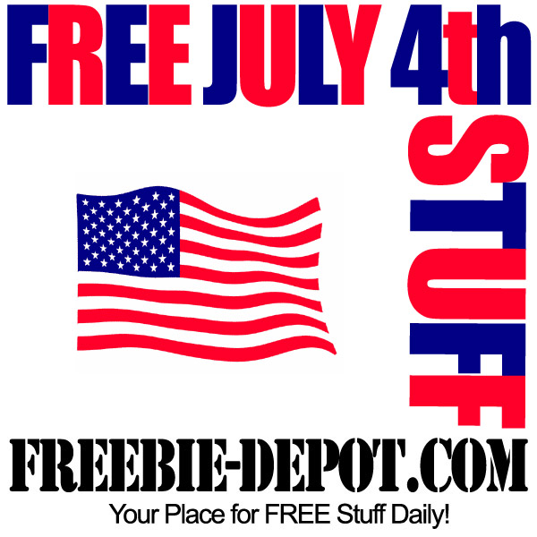 Free Fourth of July Stuff 2013