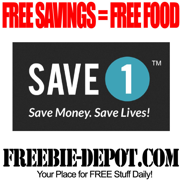 Free Food for Kids from Save1
