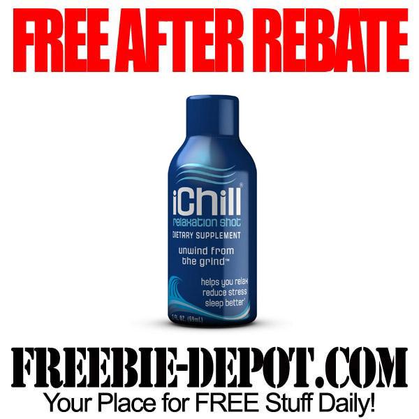 Free After Rebate Sleep Aid iChill