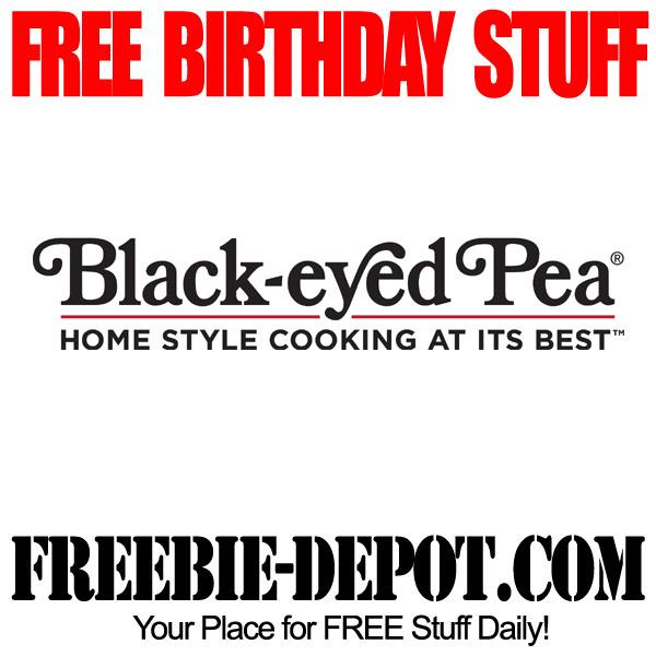 Free Birthday Desert