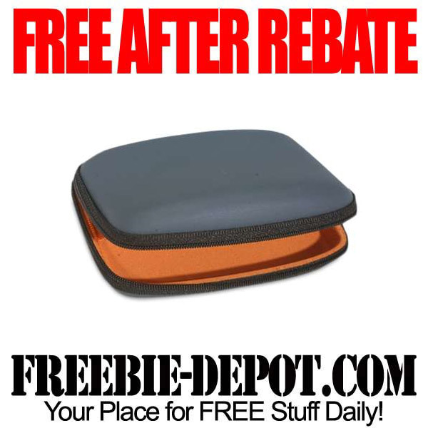Free After Rebate Hard Shell Case