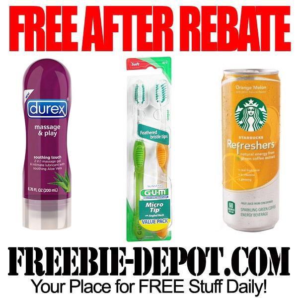 Free After Rebate Walgreens