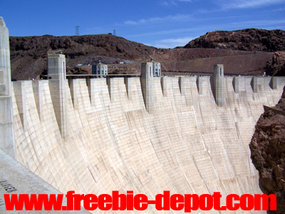 Free Las Vegas Stuff Hoover Dam