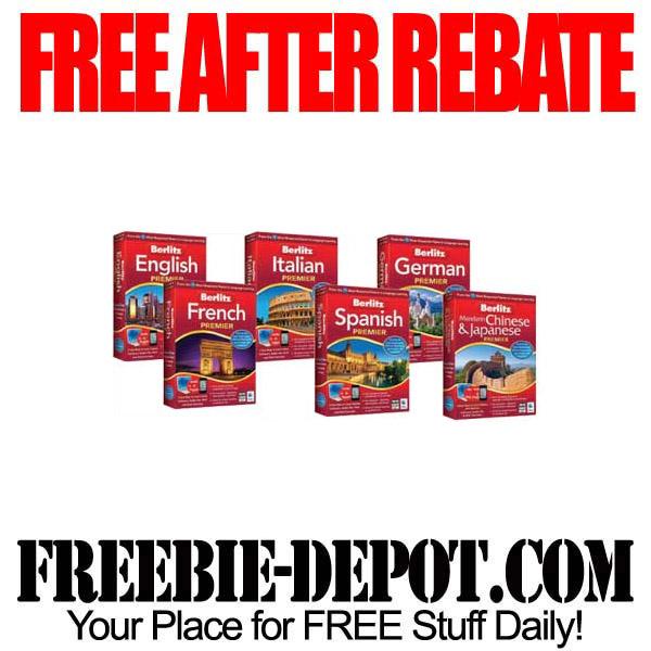 Free After Rebate Language Software