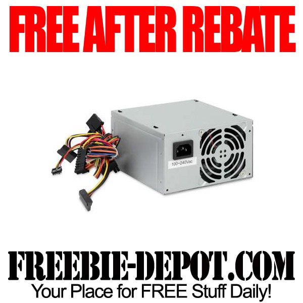 Free After Rebate Computer Power Supply