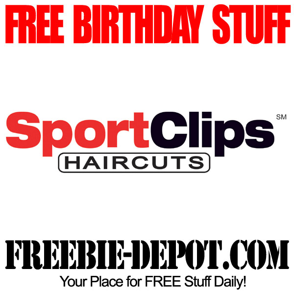 Free Birthday Haircut