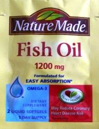 FREE Vitamin Sample