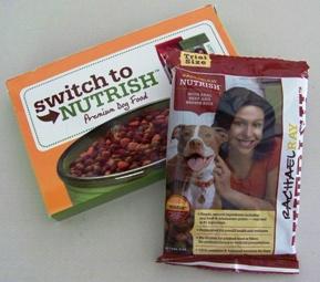 FREE Rachael Ray Nutrish Dog Food