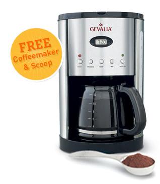 FREE Coffee Maker