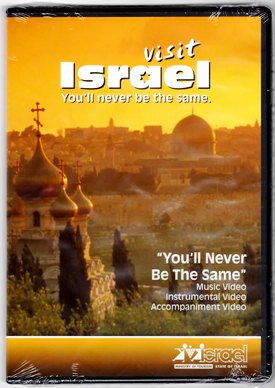 FREE Visit Israel DVD