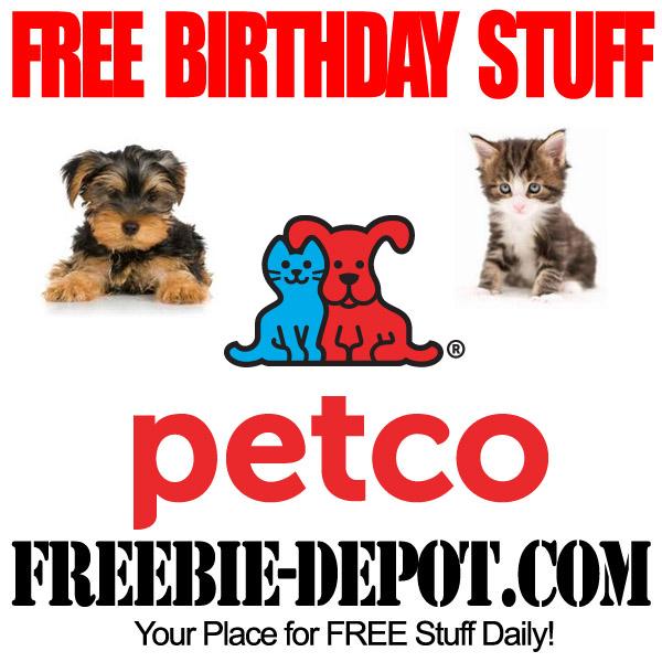 FREE BDay Pet Treats