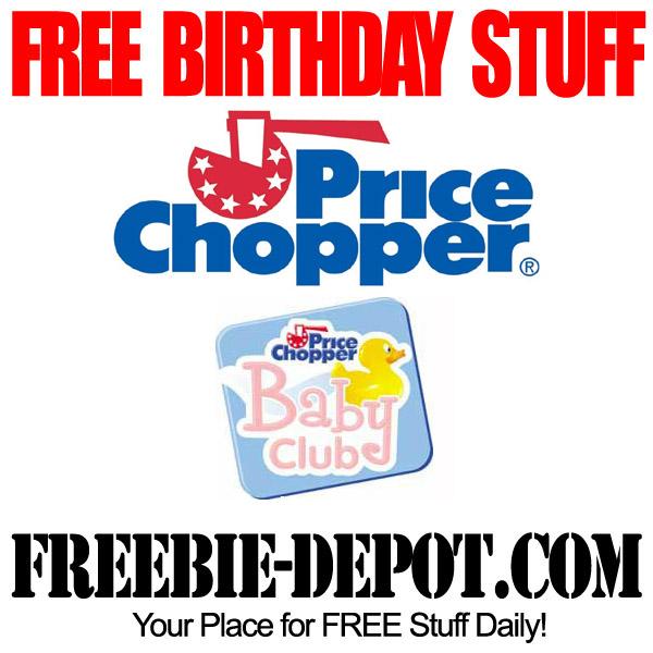 Free Birthday Baby Club