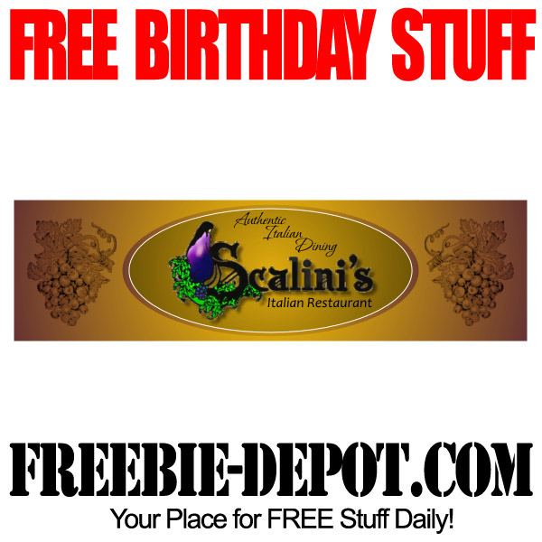 Free Birthday Pasta Dinner