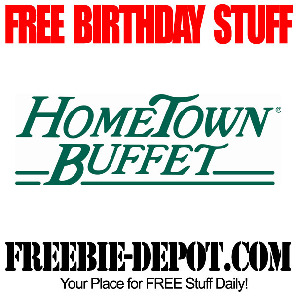 Free BDay All U Can Eat Buffet