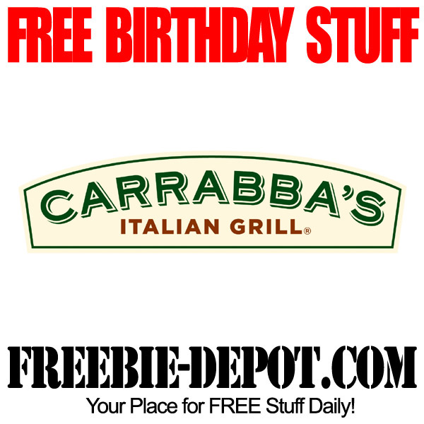 Free Birthday Antipasti