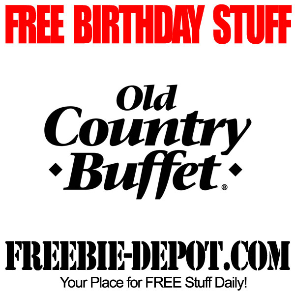 Free Birthday Buffets