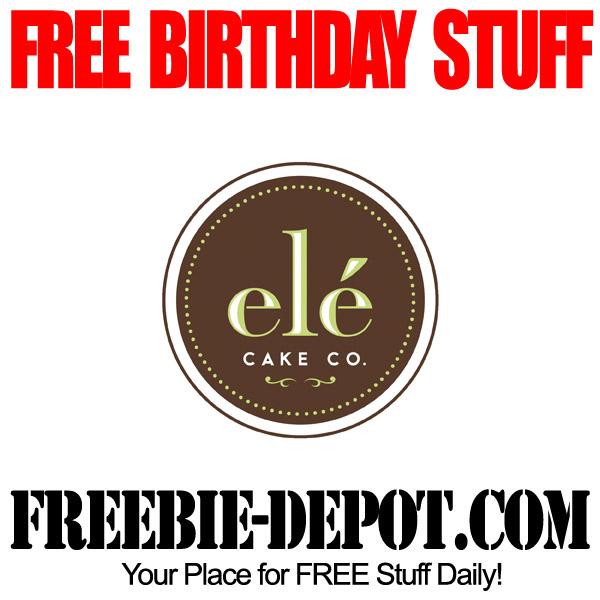 Free Birthday Cupcakes