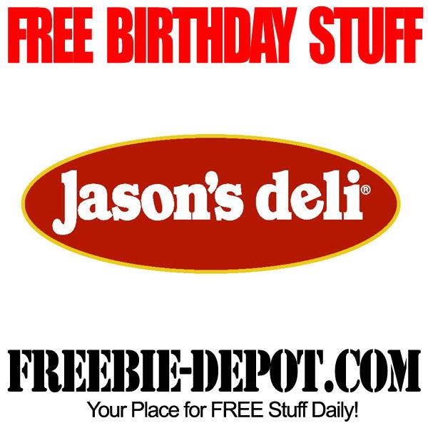 Free Birthday Deli