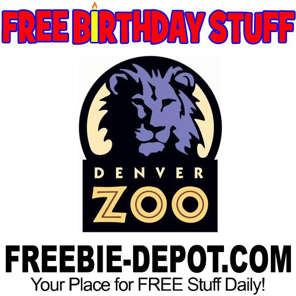 Denver Zoo Free Days: BIRTHDAY FREEBIE – Denver Zoo
