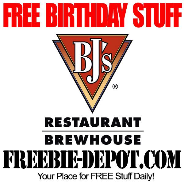 Free Birthday Pizookie