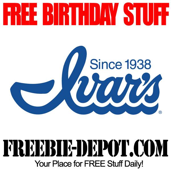 Free Birthday Seafood
