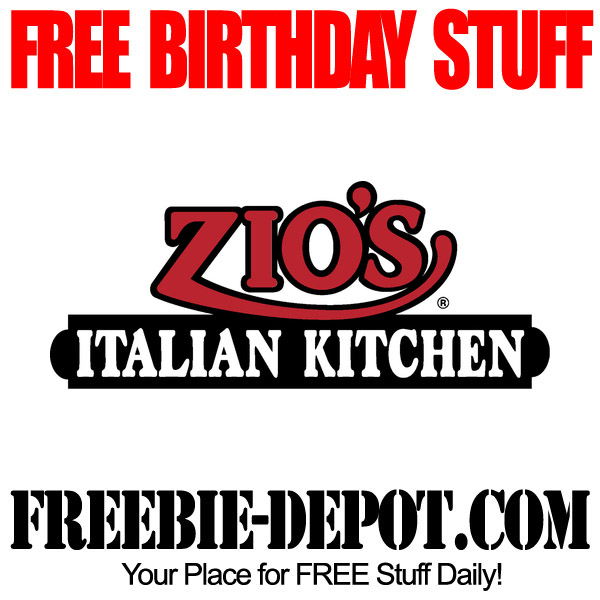 free bday food at zios italian kitchen - Zios Italian Kitchen