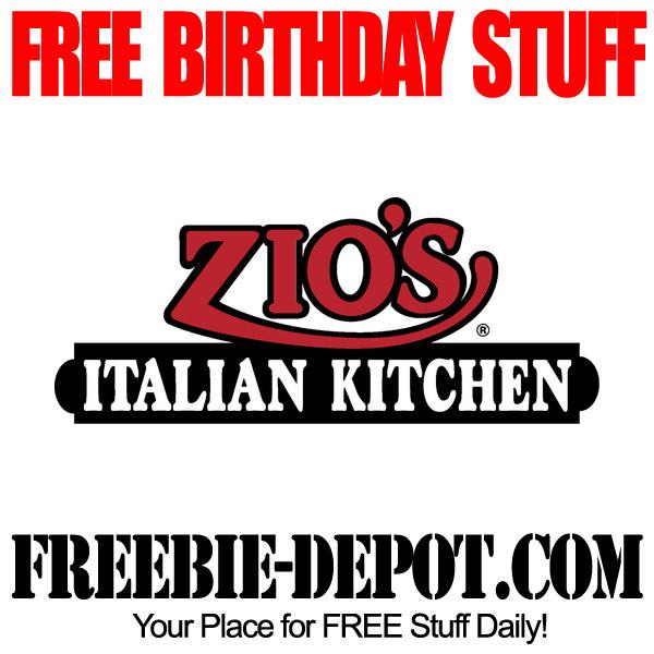 Free BDay Food