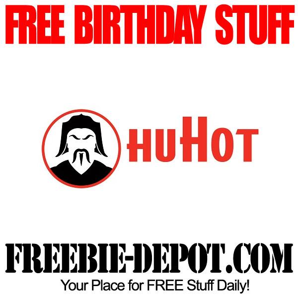 Free Birthday Mongolian Grill
