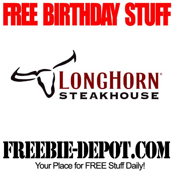Free Birthday Steakhouse Dessert