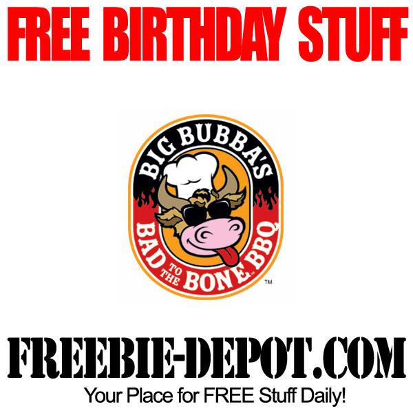 Free Birthday BBQ