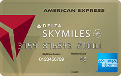 CREDIT CARD FREEBIE – Delta Amex