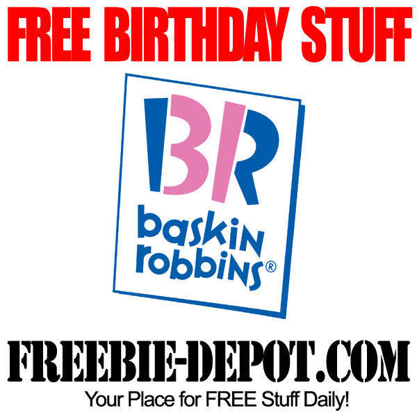 Free Birthday Ice Cream Cone