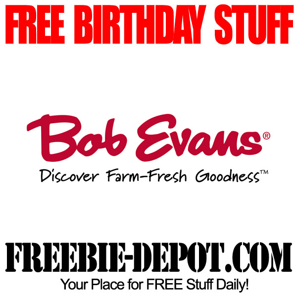 Free-Birthday-Bob-Evans