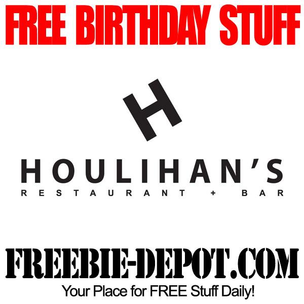 FREE Birthday Entree at Houlihan's
