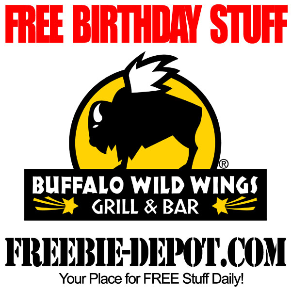 Free Birthday Buffalo Wild Wings