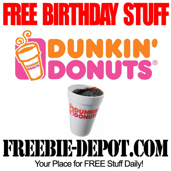 Free-Birthday-Dunkin-Donuts