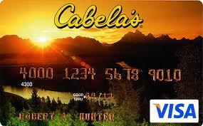 CREDIT CARD FREEBIE – Cabela's FREE Hunting Gear