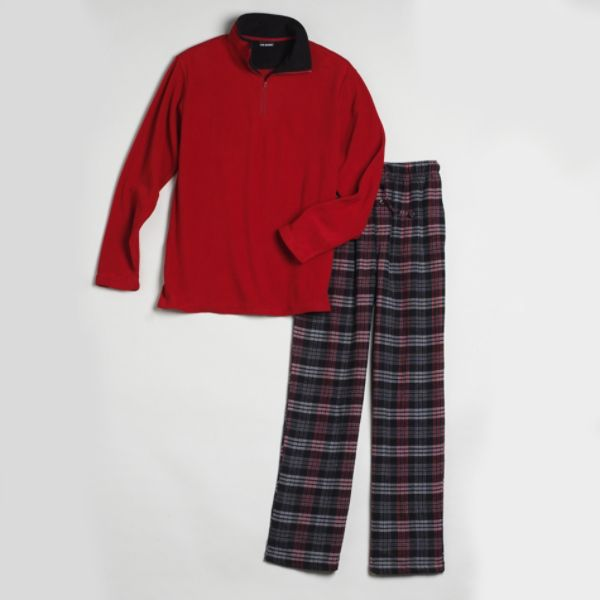 EXTREME CLEARANCE – Joe Boxer Flannel Set 80% OFF