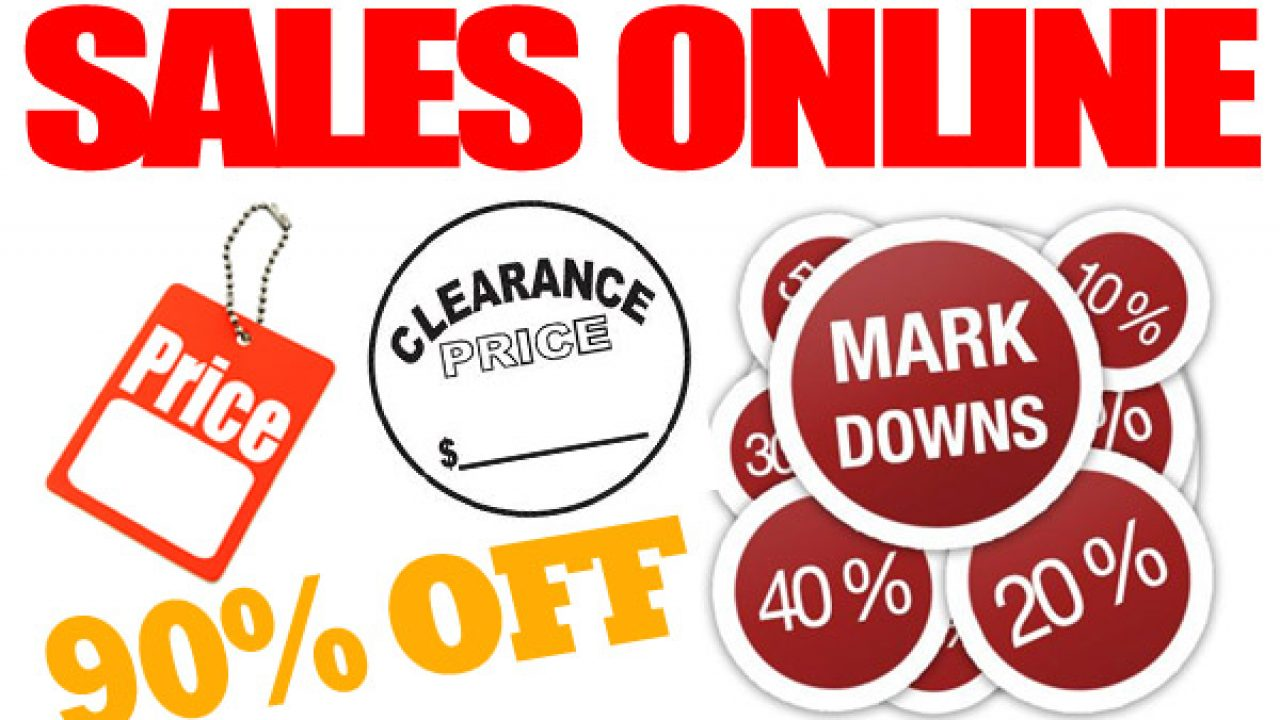 Clearance Sales Online – Clearance Deals – Clearance