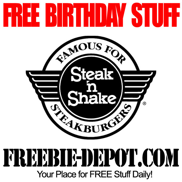 Free Birthday Steakburger